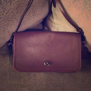 Limited Edition Crossbody or Clutch Coach purse